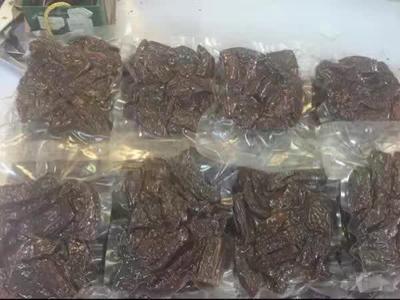 内蒙古自治区呼伦贝尔市鄂温克族自治旗风干牛肉 熟肉