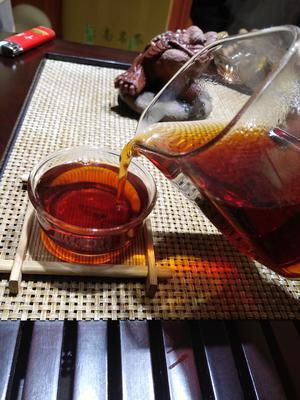 云南省昆明市西山区大叶古树普洱茶 散装 特级