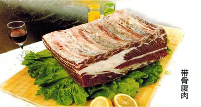 陕西省西安市临潼区牛肋条 生肉