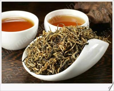 这是一张关于野生红茶 散装 特级的产品图片