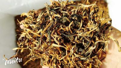 云南省普洱市宁洱哈尼族彝族自治县有机红茶 散装 一级