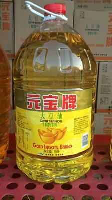 这是一张关于浸出大豆油的产品图片