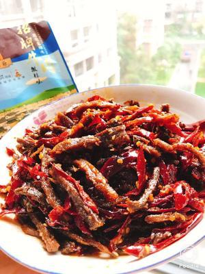 四川省自贡市贡井区冷吃牛肉干 熟肉