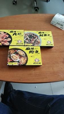 这是一张关于麻辣小海鲜 3-6个月的产品图片