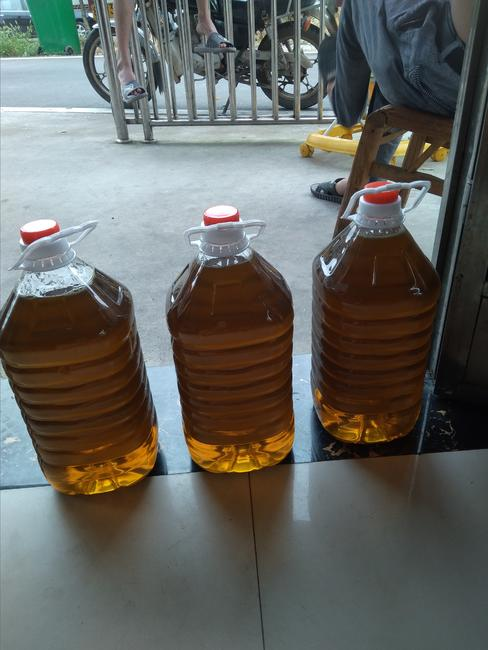 物理壓榨葵花油