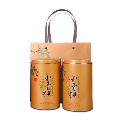柑普茶 罐装 特级