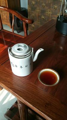 陕西省咸阳市泾阳县茯砖茶 盒装 特级
