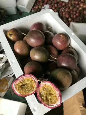 广西壮族自治区崇左市凭祥市紫红色百香果 80 - 90克
