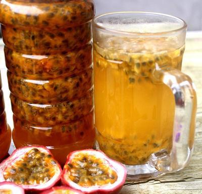 广西壮族自治区崇左市凭祥市百香果汁 塑料瓶 6-12个月