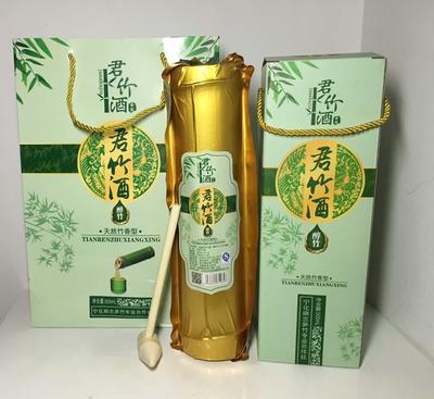福建省三明市宁化县竹子酒 袋装 3-6个月