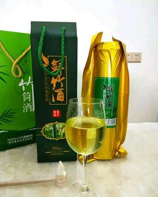 福建省三明市宁化县竹筒酒 袋装 3-6个月