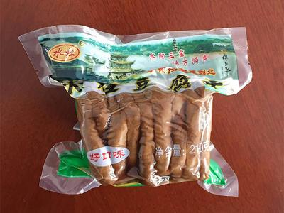 安徽省宣城市宣州区豆腐干