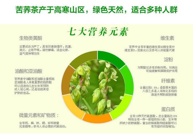 苦荞茶 罐装 特级  约300.0克/罐