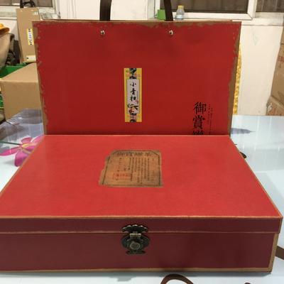 河南省信阳市固始县柑普茶 礼盒装 特级
