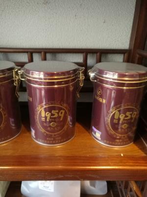 重庆万州区福鼎白茶 罐装 特级