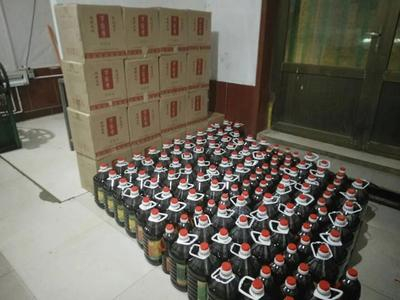 陕西省榆林市定边县热榨亚麻籽油