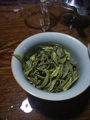 云南省西双版纳傣族自治州勐海县普洱生态茶 散装 特级