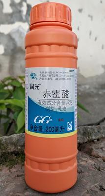 湖南省岳阳市华容县国光赤霉酸 乳油 瓶装