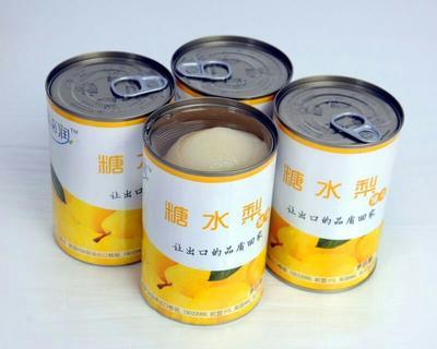 这是一张关于黄桃水果罐头 18-24个月的产品图片