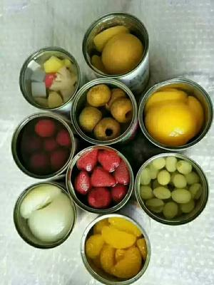 安徽省宿州市砀山县黄桃水果罐头 18-24个月
