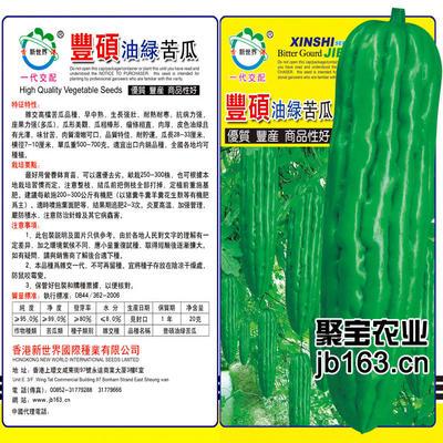 广东省广州市天河区苦瓜种子