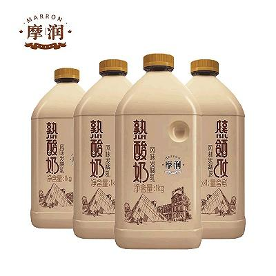 宁夏回族自治区吴忠市利通区熟酸奶 1个月 冷藏存放