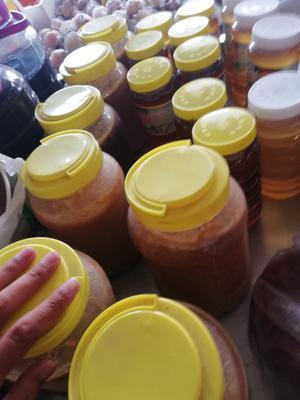 山西省运城市夏县土蜂蜜 玻璃瓶装 98% 2年以上