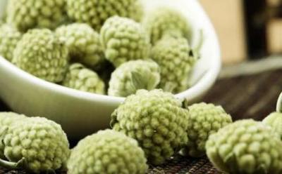 这是一张关于绿萝花茶的产品图片