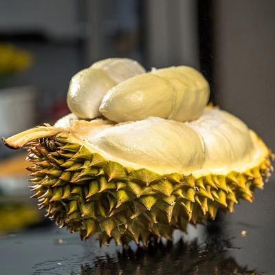 广西壮族自治区河池市巴马瑶族自治县金枕头榴莲 80 - 90%以上 4 - 5公斤