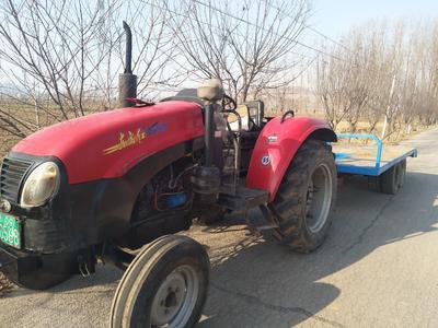 山东省泰安市肥城市东方红拖拉机