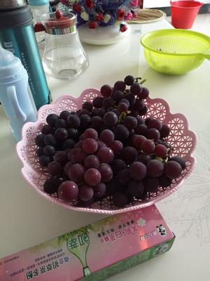 湖南省怀化市中方县巨峰葡萄 5%以下 1次果 1-1.5斤