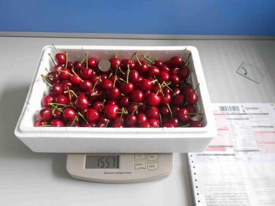 这是一张关于美早樱桃 10-15mm 8-12g的产品图片