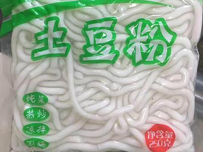 吉林省吉林市龙潭区土豆粉