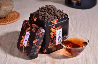 茶化石 盒装 特级
