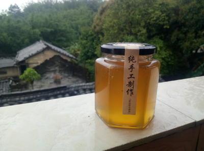 这是一张关于土蜂蜜 玻璃瓶装 95%以上 2年以上的产品图片