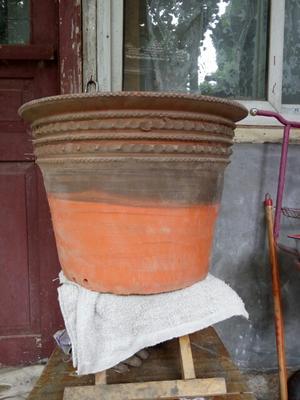 山东省枣庄市滕州市黄土烧制的陶土制品