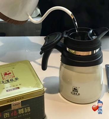 山西省太原市万柏林区茯砖茶 盒装 特级