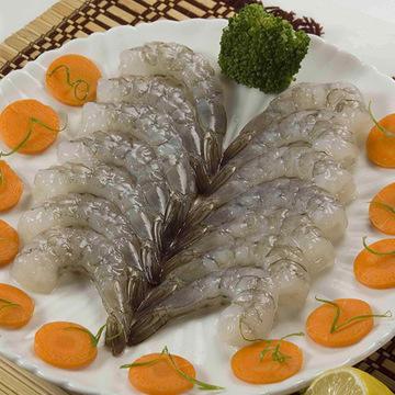 广东省汕头市潮阳区南美白对虾 人工殖养 4-6钱
