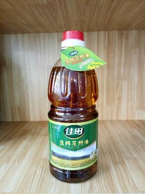 甘肃省兰州市永登县非转基因菜籽油 3-3.5L