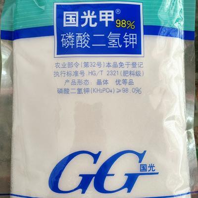磷酸二氢钾  国光钾 98%含量 1000克