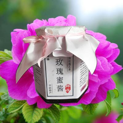 山东省济南市平阴县玫瑰酱
