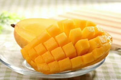 这是一张关于水仙芒果 4两以上的产品图片