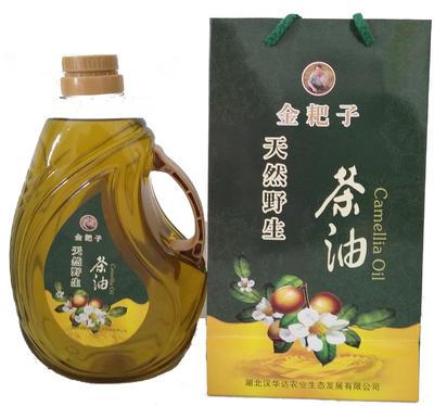 湖北省黄冈市麻城市压榨一级山茶油