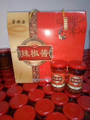 山西省临汾市霍州市辣椒酱