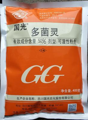 湖南省岳阳市华容县国光多菌灵400克 可湿性粉剂 袋装