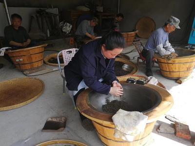 安徽省黄山市休宁县祁门红茶 散装 三级