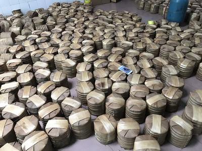 云南省西双版纳傣族自治州勐海县普洱生茶 散装 一级