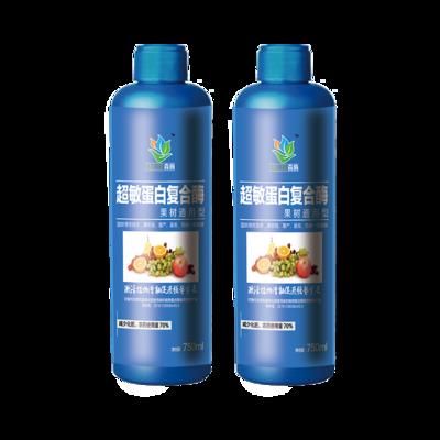 黑龙江省鸡西市鸡冠区超敏蛋白复合酶果树通