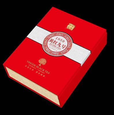 广东省清远市英德市英红九号 礼盒装 特级