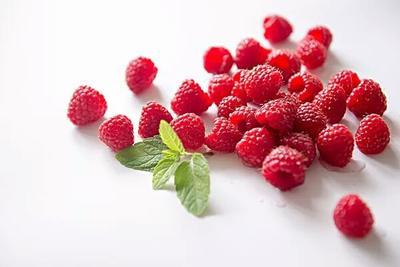 山西省临汾市尧都区红树莓 冻果